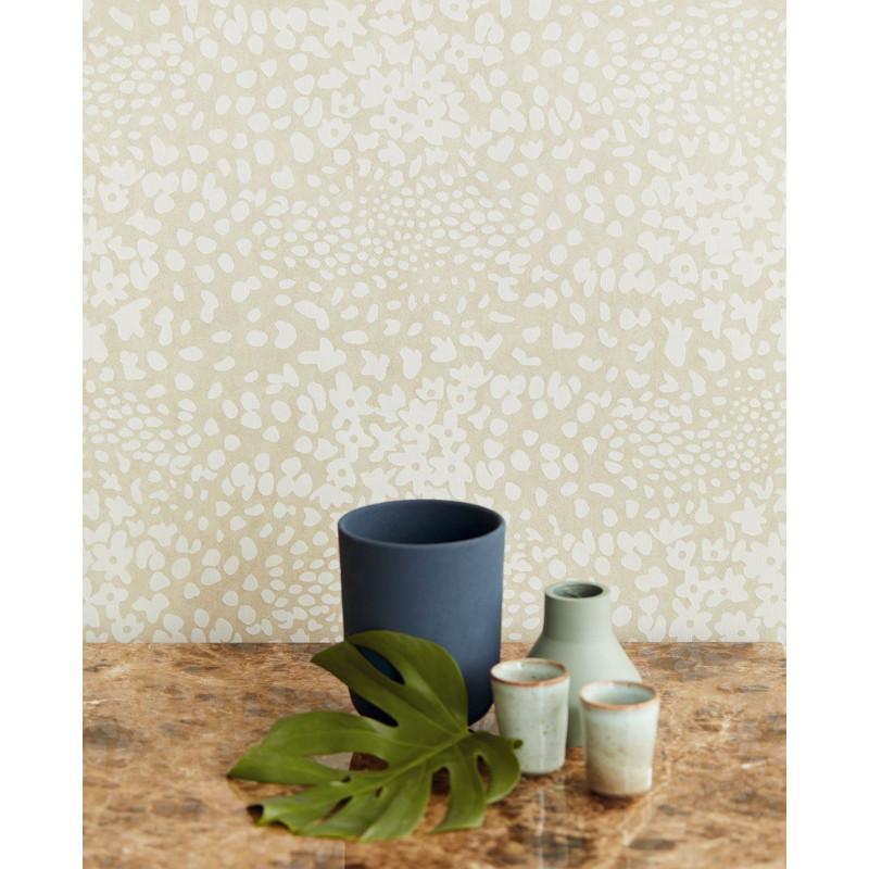 papier peint vivid formes geometriques de eijffinger. Black Bedroom Furniture Sets. Home Design Ideas