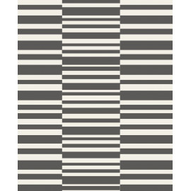PAPIER PEINT STRIPES + TRAITS DE EIJFFINGER