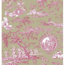 Papier peint CHASSE DE DIANE DE CHARLES BURGER