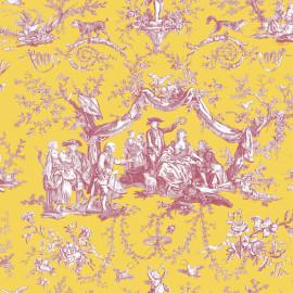 Papier peint GREUZE DE CHARLES BURGER
