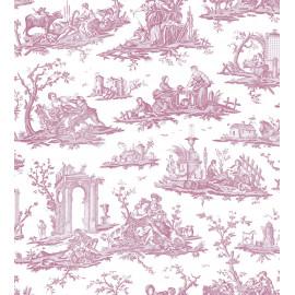 Papier peint FRAGONARD DE CHARLES BURGER