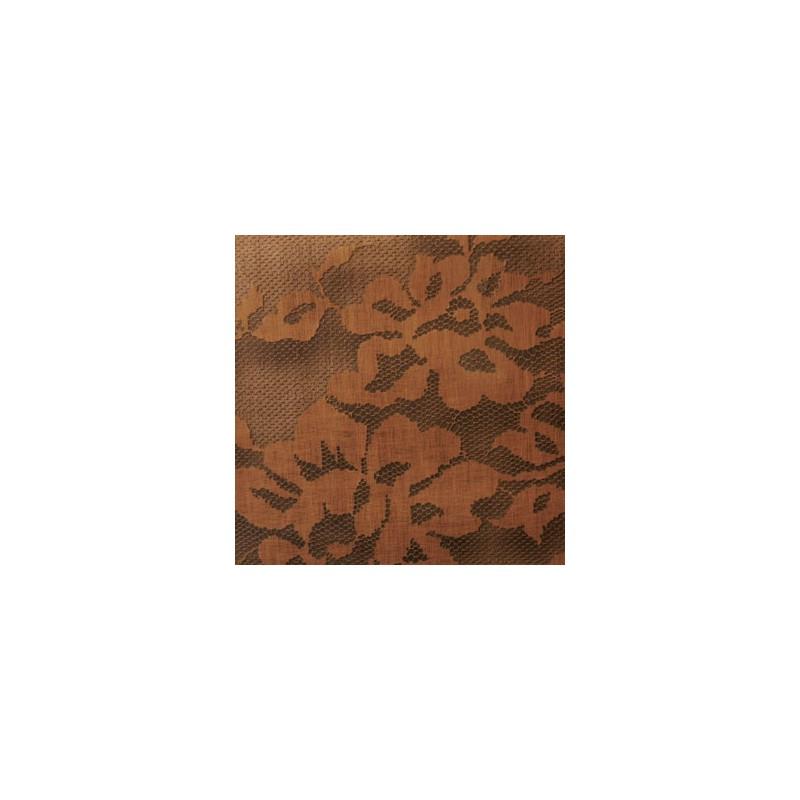 Papier Peint Marron : Papier peint palazzo marron elitis atelier du passage