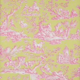 Papier peint LA MUSARDIERE de Manuel Canovas