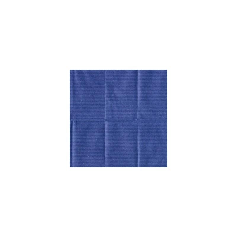 Papier Peint Bleu Foncé : papier peint arts craft bleu fonc elitis atelier du passage ~ Melissatoandfro.com Idées de Décoration