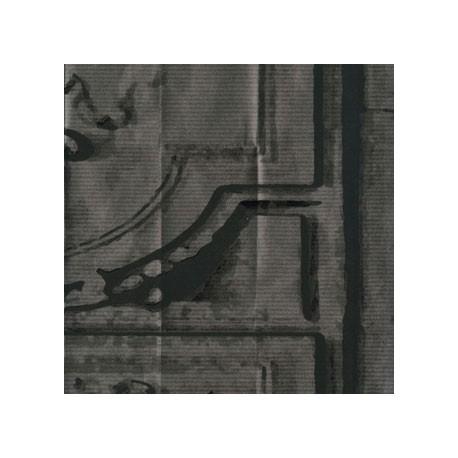 Papier Peint LA BELLE ET LA BETE Gris/noir ELITIS