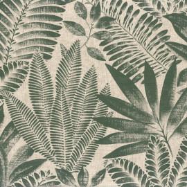 Papier peint ALOES de Casamance
