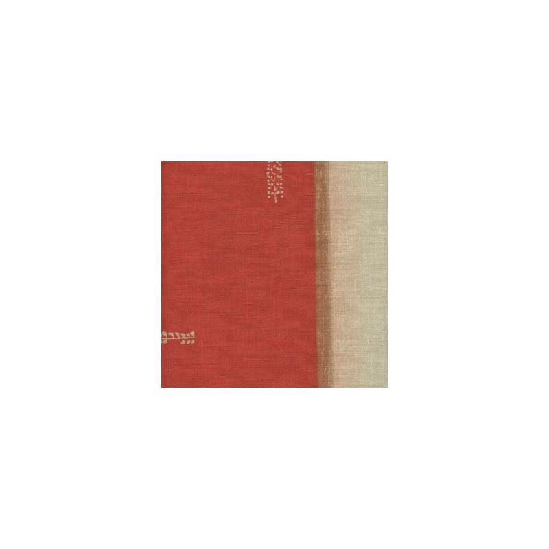 Papier peint musc rouge elitis atelier du passage - Papier elitis ...
