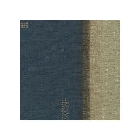 Papier Peint MUSC Bleu foncé ELITIS