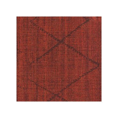 Papier Peint ENCENS Rouge ELITIS
