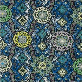 WILD PALMS Cobalt CHRISTIAN LACROIX