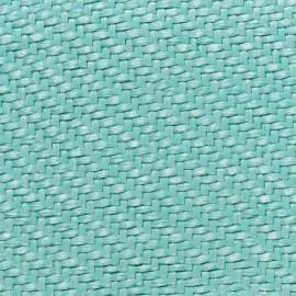 Tissu PANAMA vert d'eau CREATIONS METAPHORES