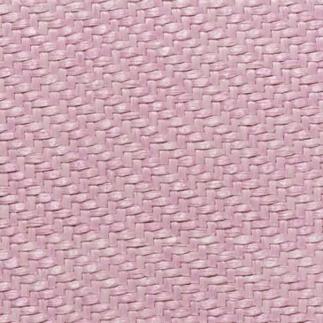Tissu PANAMA rose CREATIONS METAPHORES