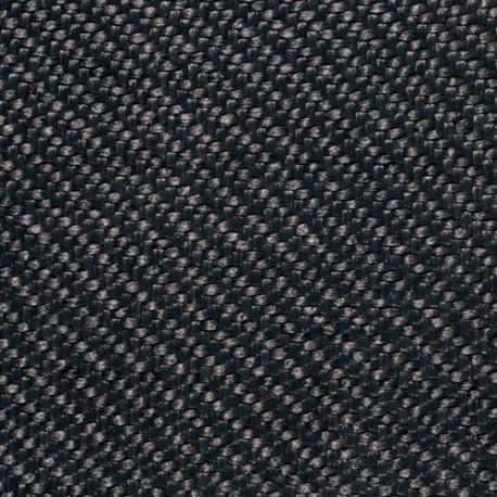 Tissu PANAMA noir CREATIONS METAPHORES