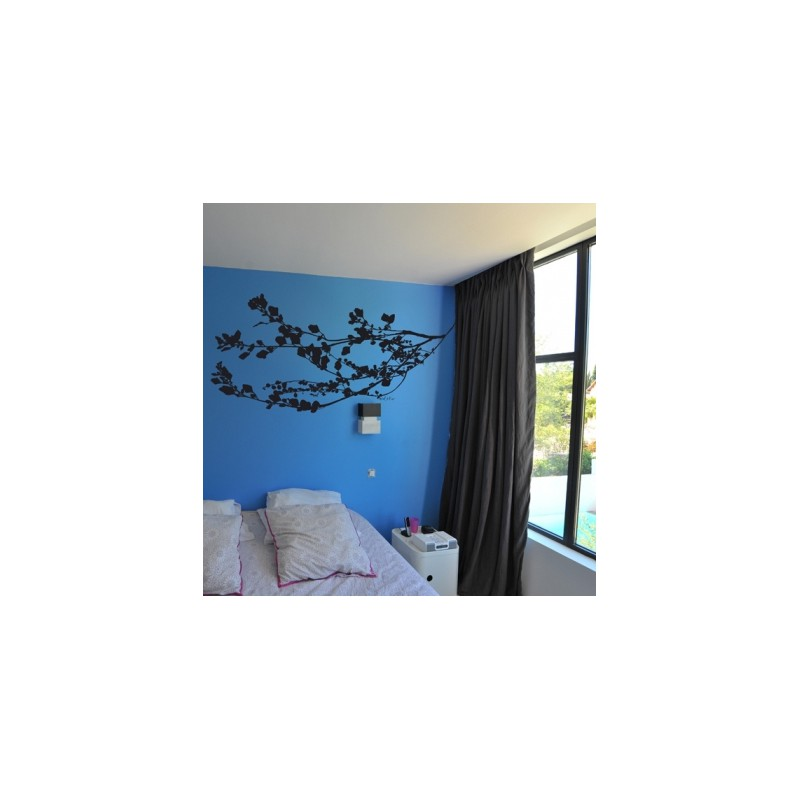 Stickers grand format la respiration mel et kio for Decoration murale haut de gamme