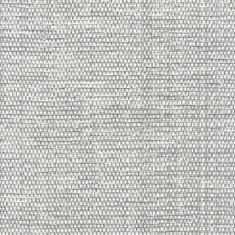 papier peint eclat fils m talliques gris clair elitis. Black Bedroom Furniture Sets. Home Design Ideas