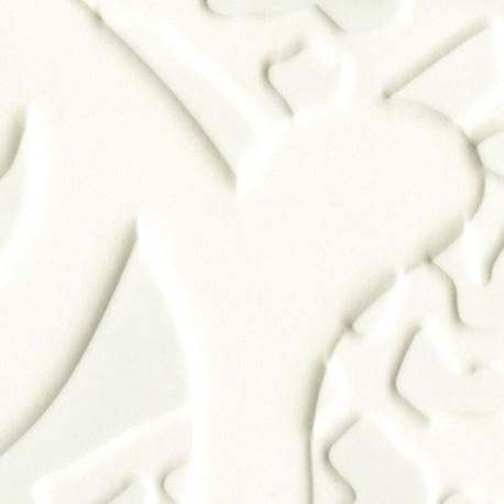 Papier Peint L'ORIGINAL Loop Blanc ELITIS