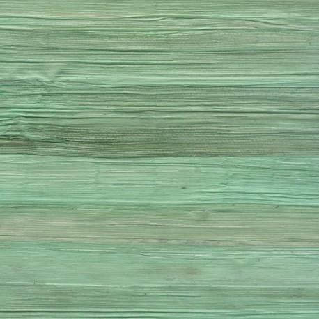 Papier Peint ROBINSON Abaca Vert ELITIS