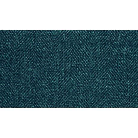 Tissu Savile Row Bleu Canard