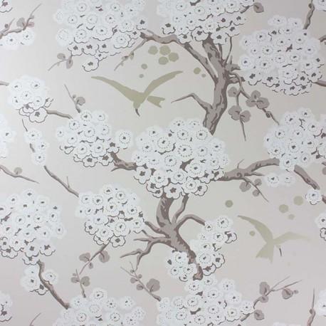 Papier Peint Japonerie Naturel