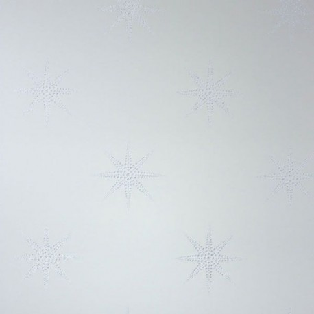 Papier Peint PAMPILLE Silver