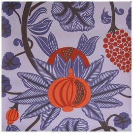 Papier Peint MAHARANI Violet OSBORNE & LITTLE