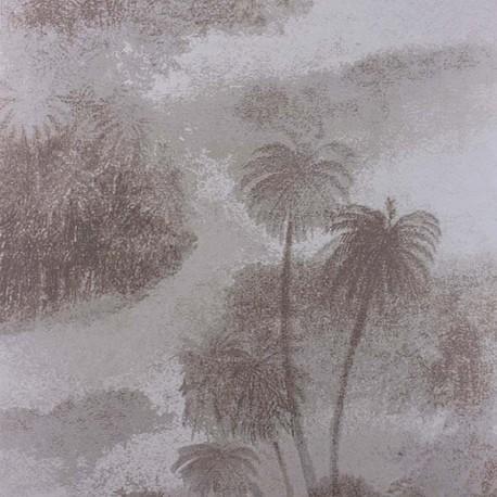 Papier Peint COCOS Gris