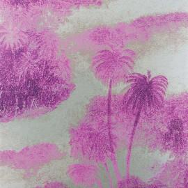 Papier Peint COCOS Fuschia MATTHEW WILLIAMSON