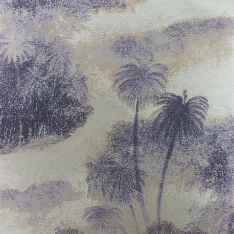 Papier Peint COCOS Dark Grey
