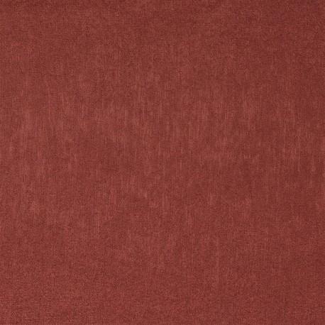 Tissu GRENAT ROSEAU