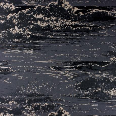 Papier Peint Marmara noir OSBORNE & LITTLE