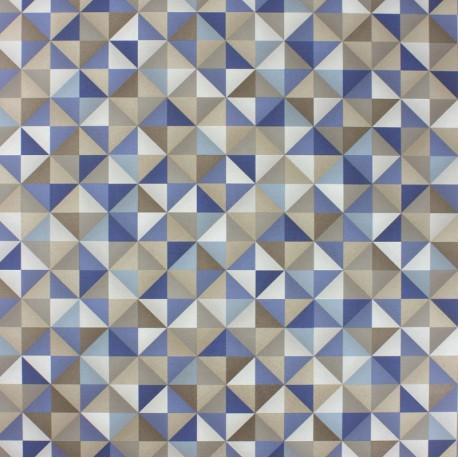 Papier Peint Zircone bleu OSBORNE & LITTLE