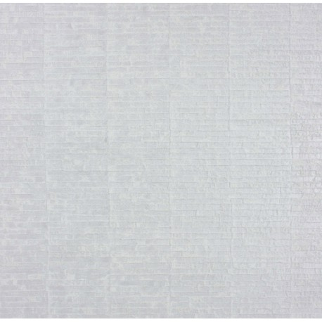 Papier Peint Intarsia argent OSBORNE & LITTLE