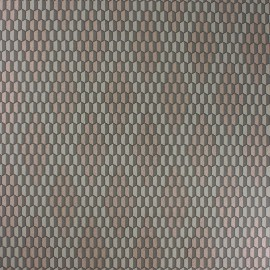Papier Peint Honeycomb brun OSBORNE & LITTLE