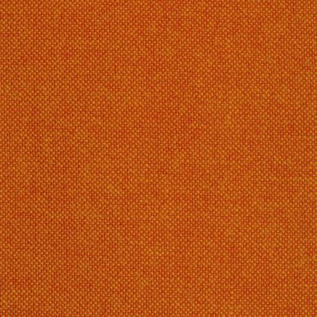 Tissu Kvadrat Hallingdal 65 mandarine bicolore