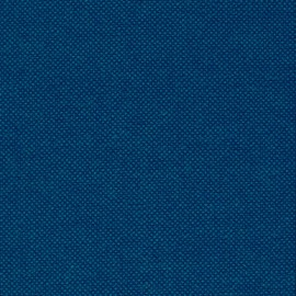 Tissu Kvadrat Hallingdal 65 bleu roi bicolore