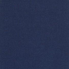 Tissu Kvadrat Hallingdal 65 bleu nuit