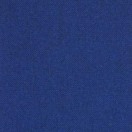 Tissu Kvadrat Hallingdal 65 bleu foncé bicolore