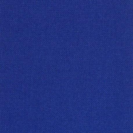 Tissu Kvadrat Hallingdal 65 bleu saphir
