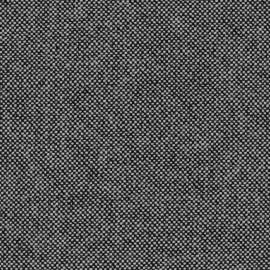 Tissu Kvadrat Hallingdal 65 noir et blanc