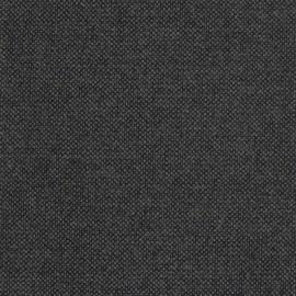 Tissu Kvadrat Hallingdal 65 noir et gris