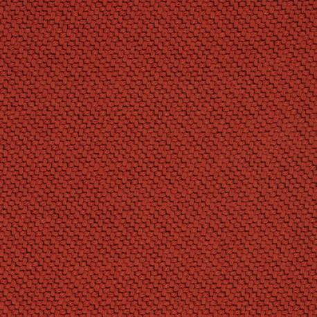 Tissu Kvadrat Coda 2 rouge