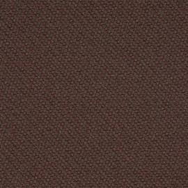 Tissu Kvadrat Coda 2 brun et rouge