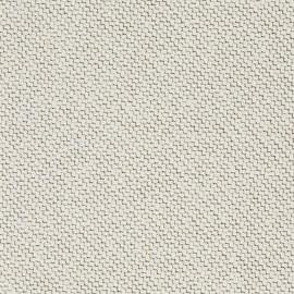 Tissu Kvadrat Coda 2 blanc et marron