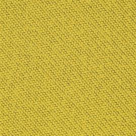 Tissu Kvadrat Coda 2 jaune et noir