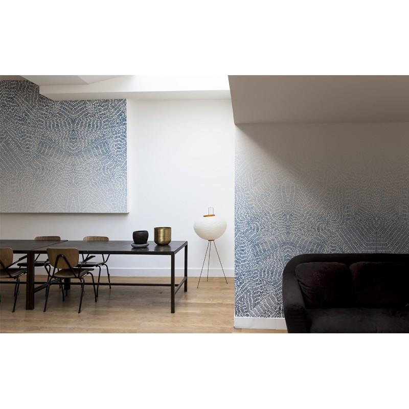 papier peint copenhague bien fait atelier du passage. Black Bedroom Furniture Sets. Home Design Ideas
