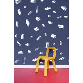 les papiers peints collection 50 39 s atelier du passage. Black Bedroom Furniture Sets. Home Design Ideas
