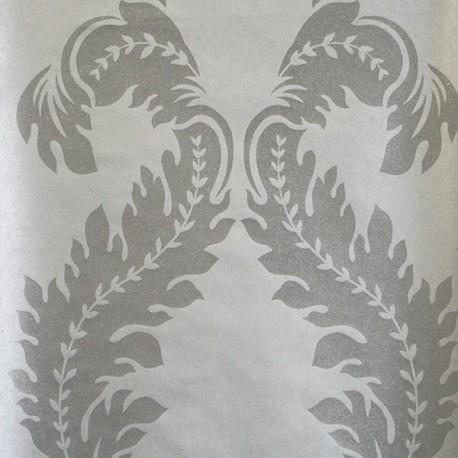 Papier Peint Manzoni gris OSBORNE & LITTLE