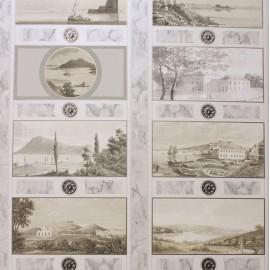 Papier Peint Keightley's Folio Nina Campbell
