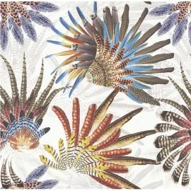 Papier peint TOURACO multico CASAMANCE