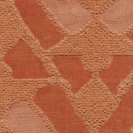 Tissu Essaouira orange Elitis
